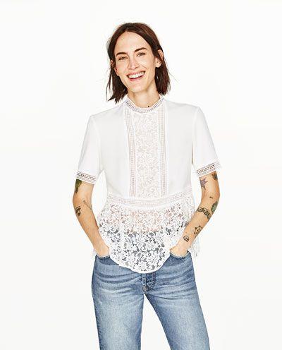 Nouvelle liste femme comment acheter Pin on Zara
