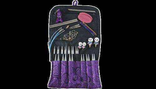 Hiya-Hiya 5 Inch SHARP Stainless Steel Interchangeable Knitting Needle Tip
