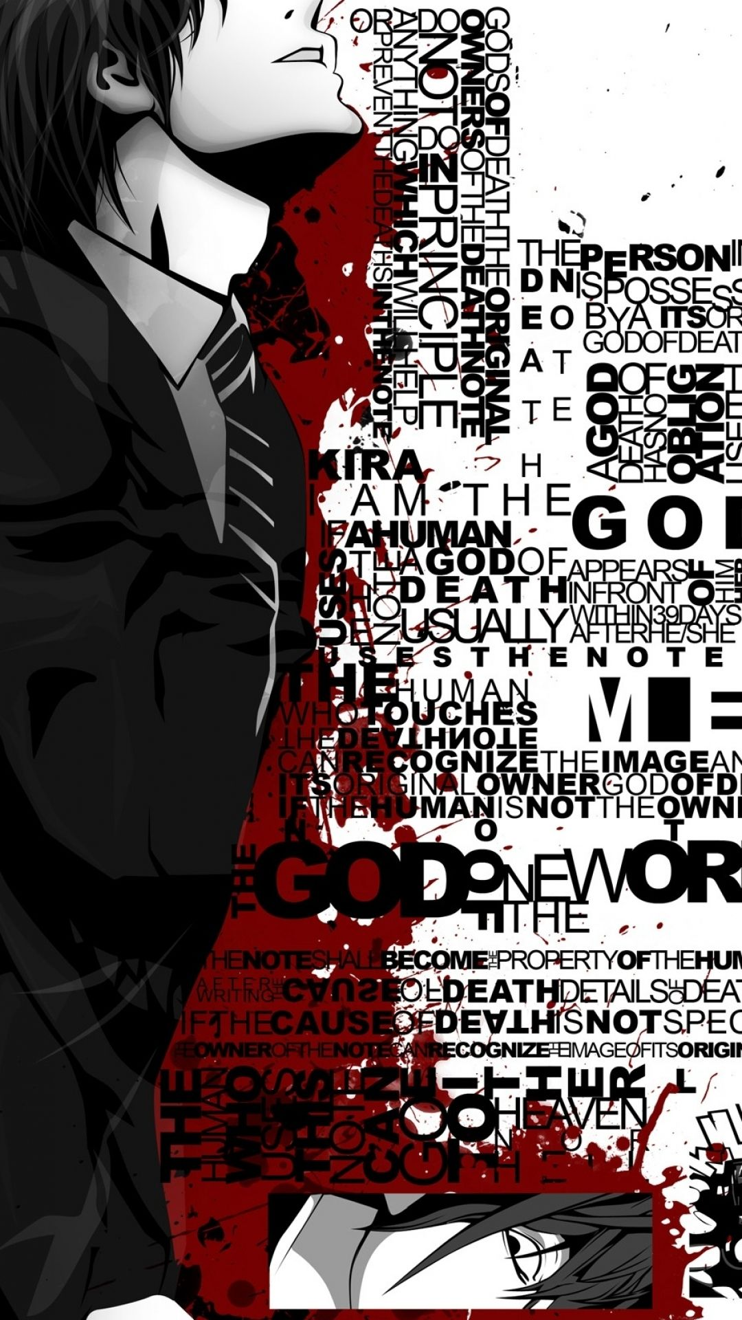 Death Note HD Wallpapers and Backgrounds | Death•Note | Pinterest | Death note, Death and Wallpaper