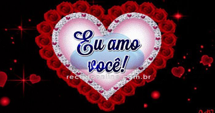 Eu Amo Voce Frases De Amor Com Imagens Te Amo Mensagem De