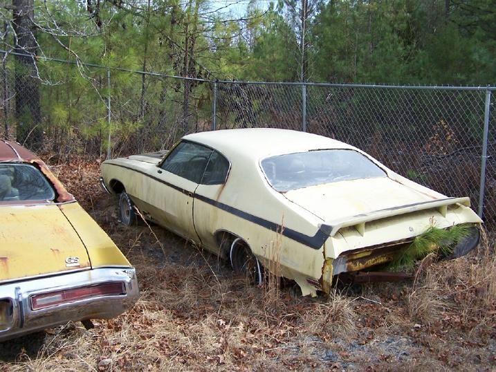 Buick Gsx Maintenance Restoration Of Old Vintage Vehicles