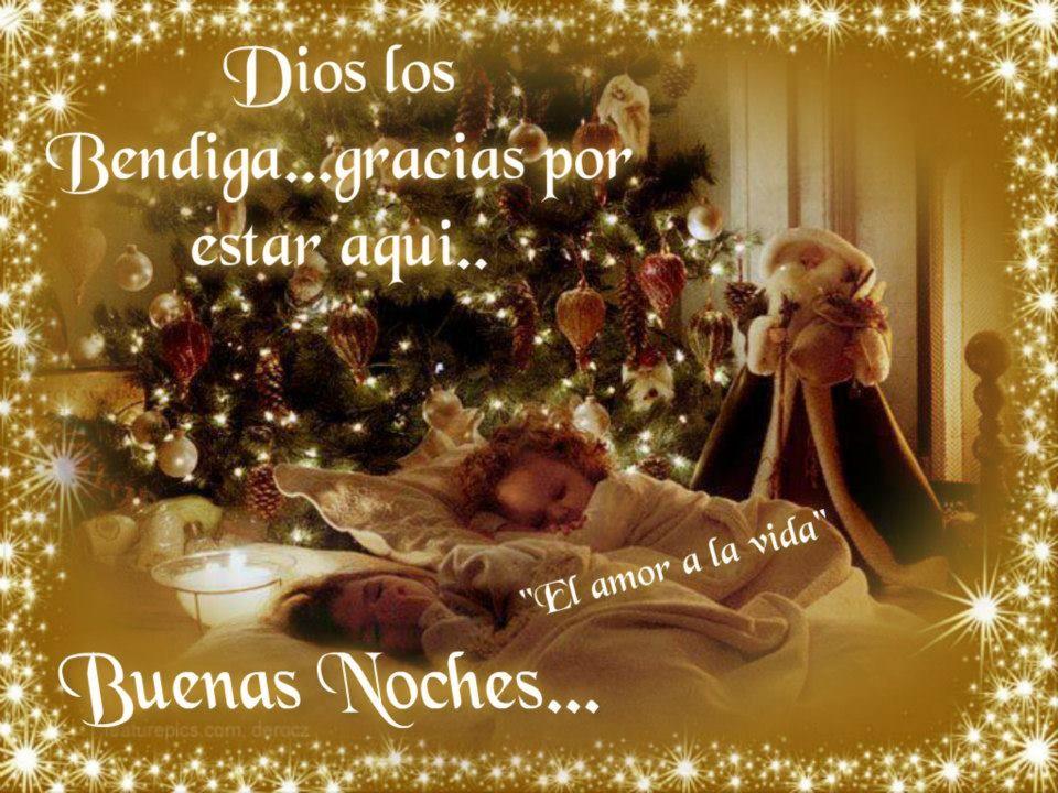 Gifs De Saludos Y Mas Buenas Noches Navidenos Interiores Navidad Arboles De Navidad Decorados Navidad Invierno