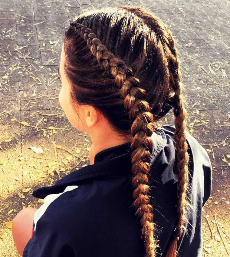 Boxer braid: how to appropriate the boxer hairstyle braids ...