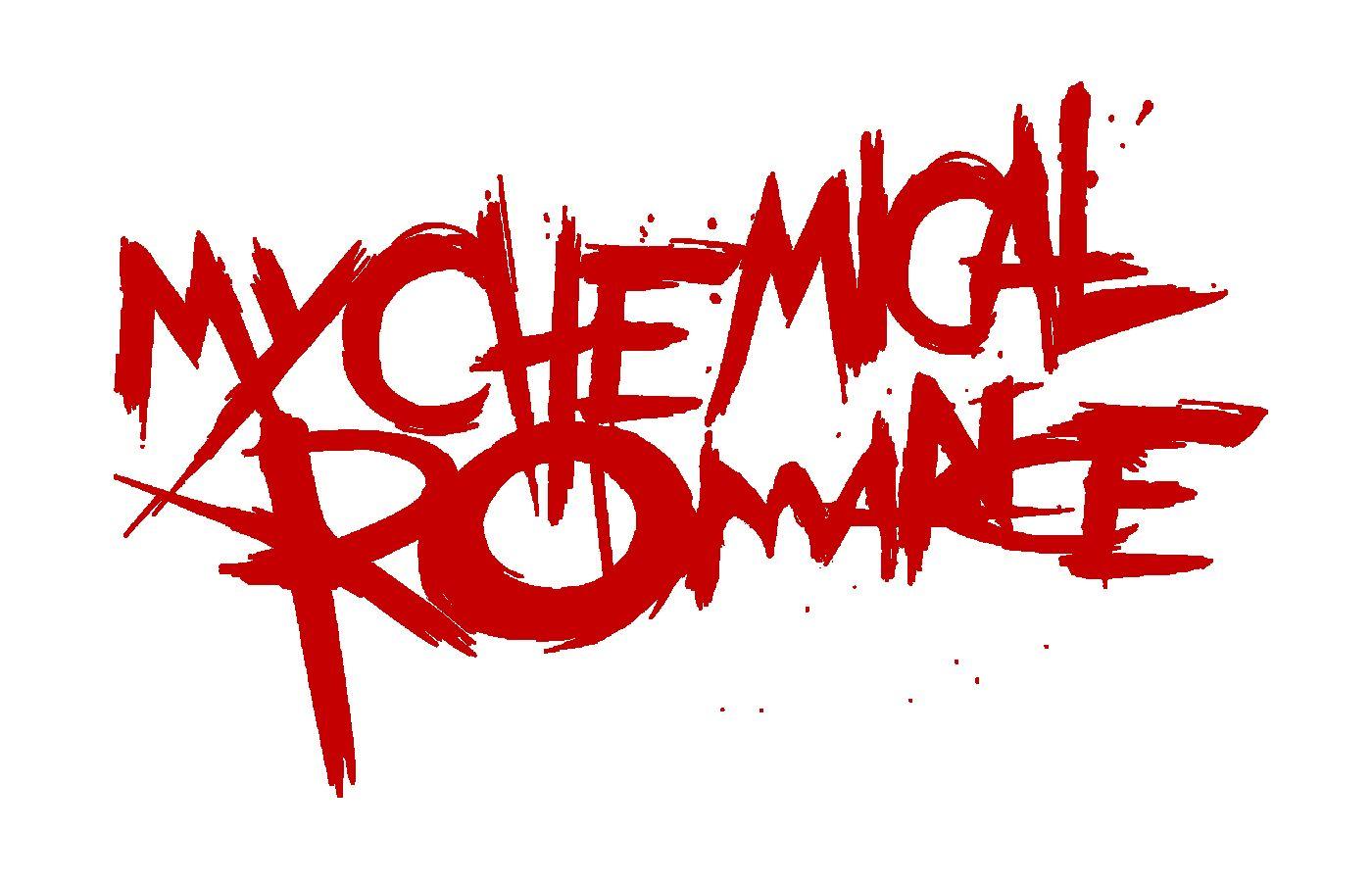 Mcr Logo My Chemical Romance Logo My Chemical Romance Romance