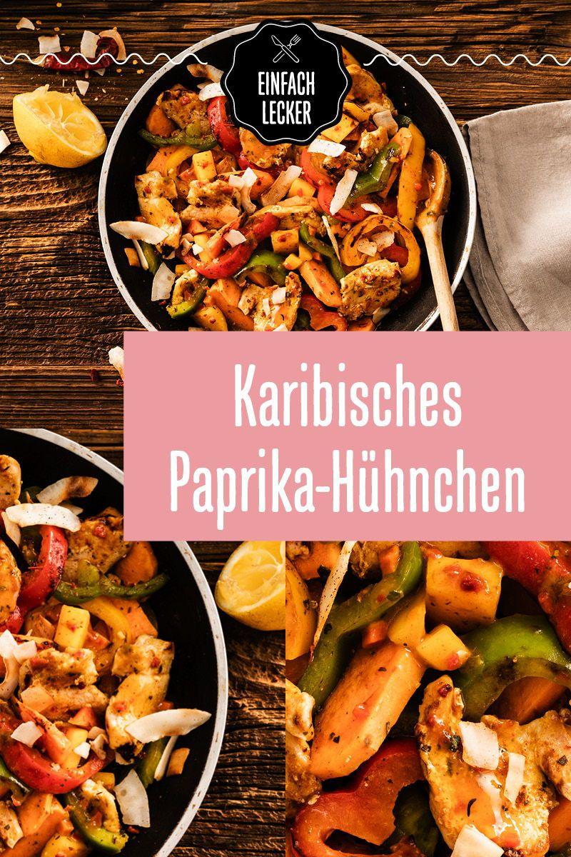 Paprika Huhnchen Einfach Lecker Rezeptideen Fur Jeden Tag Rezept Rezepte Hanchen Gerichte Lecker