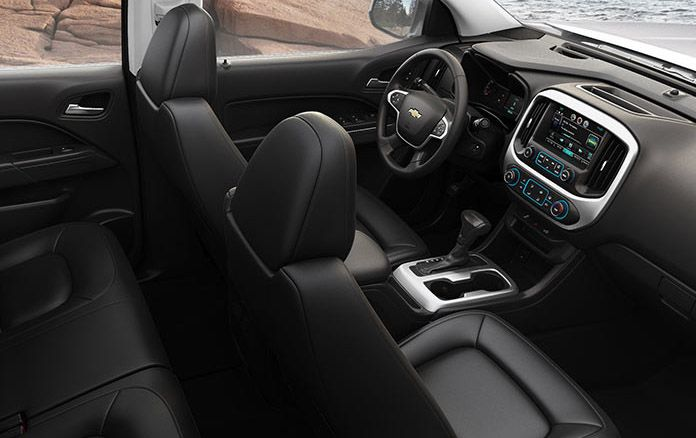 Chevy Colorado Interior >> 2015 Chevrolet Colorado Diesel Interior Chevrolet Colorado