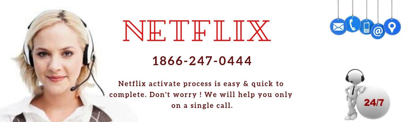 activate netflix 1(833)8585041 Netflix TV login Help