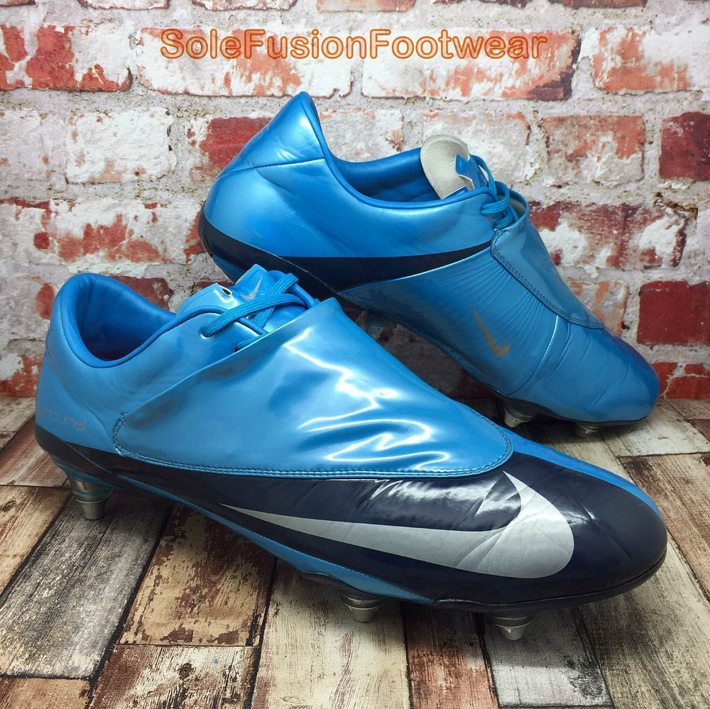 6d528e0b7 ... promo code for nike mens mercurial vapor football boots blue sz 12 sg  soccer cleats us