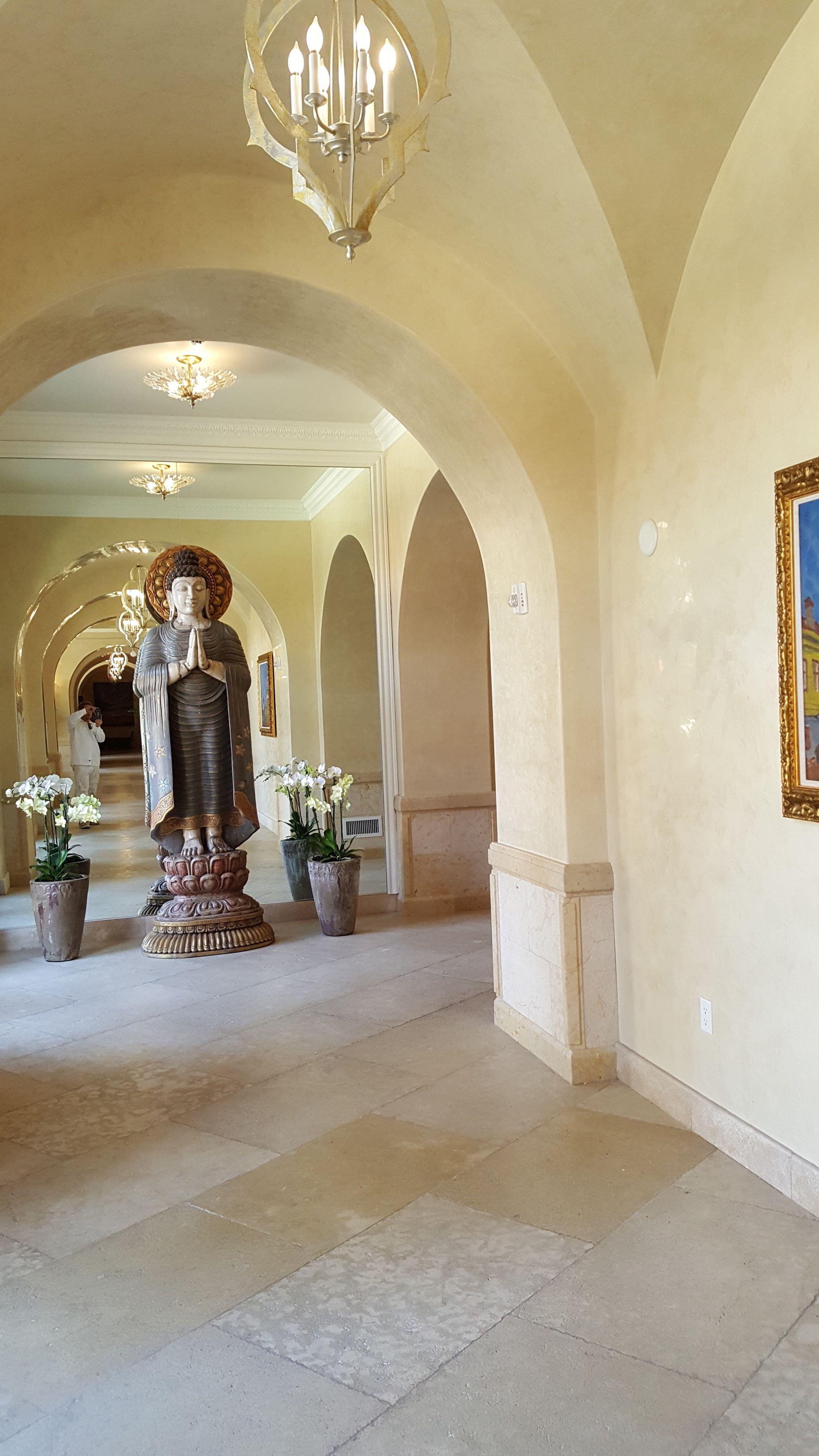 Best Interior Design Schools In California Painting ayres hotel in manhattan beach, california texston veneciano