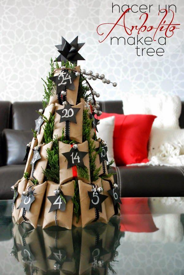 DIY advent calendars NOEL Pinterest Advent calendars, Xmas and
