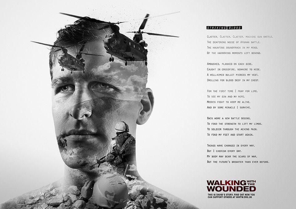 Modern War Poems David © wwtw.org.uk | Adverting | Pinterest ...