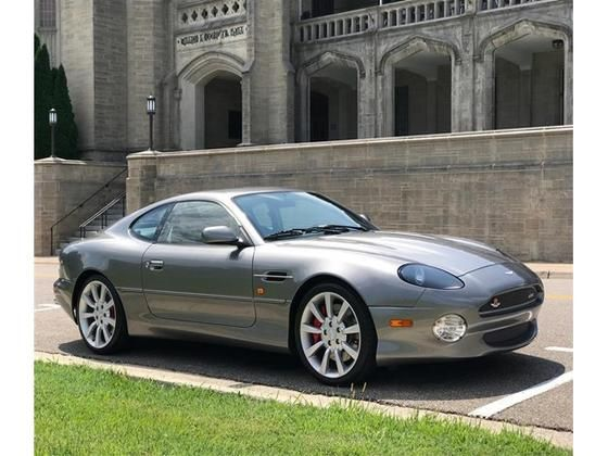 2003 Aston Martin Db7 Gt Exotic Cars Pinterest Aston Martin