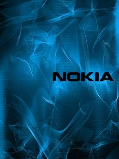 Hd Abstract Blue Nokia Lenovo Mobile Wallpapers