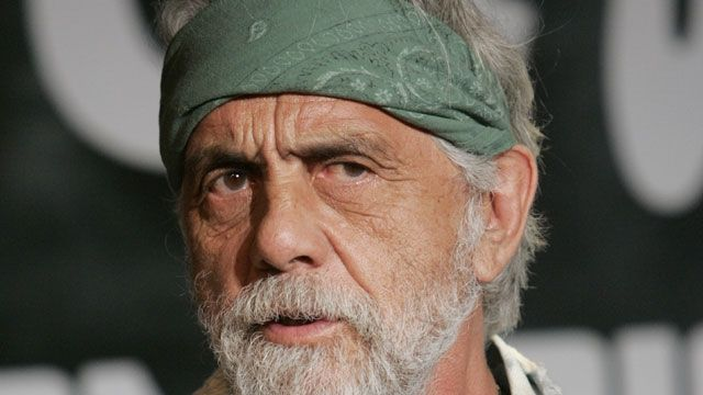 Comedian Tommy Chong Fights Cancer with Cannabis — Chong says cannabis is a cure
