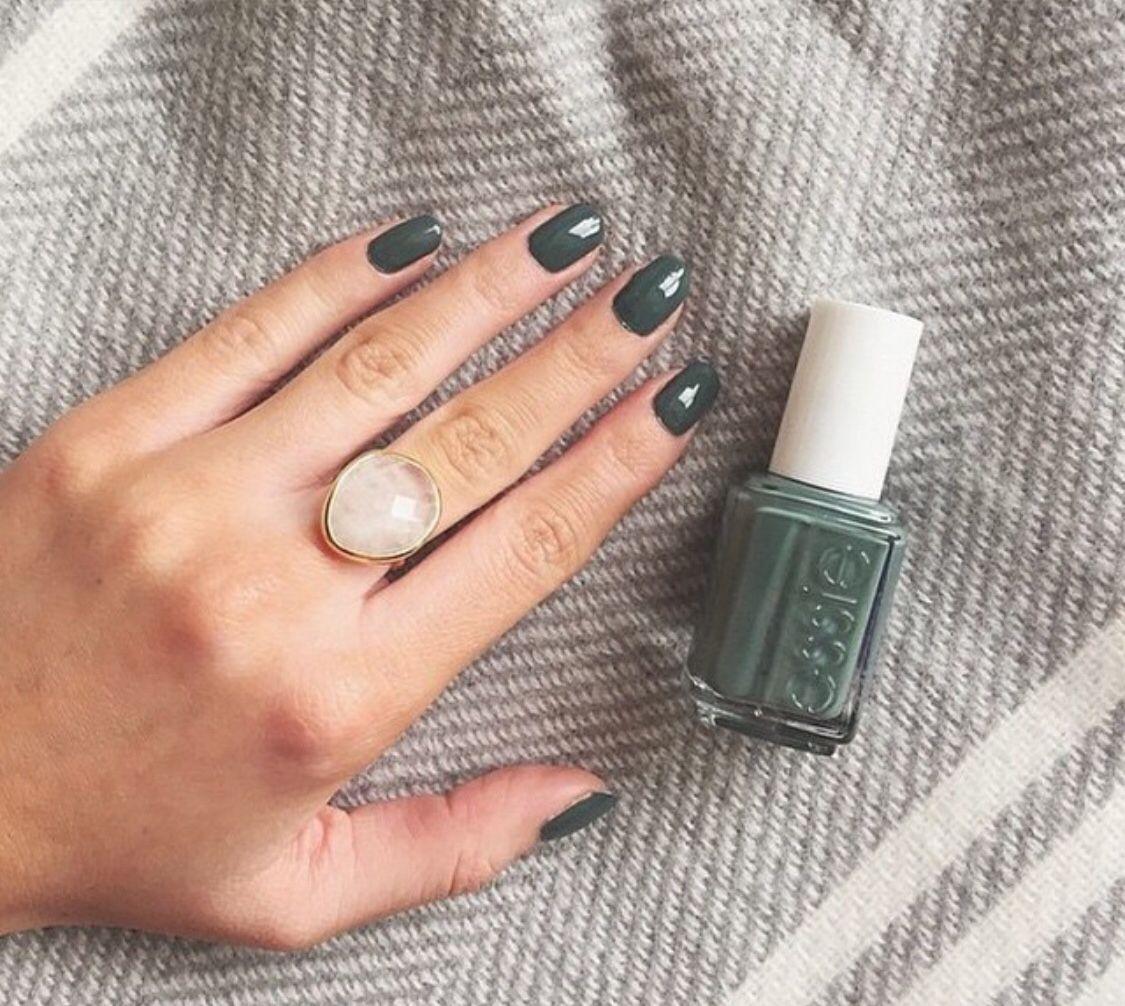 Essie: Power Clutch | Nails Nails Nails! | Pinterest | Esmalte, Uñas ...