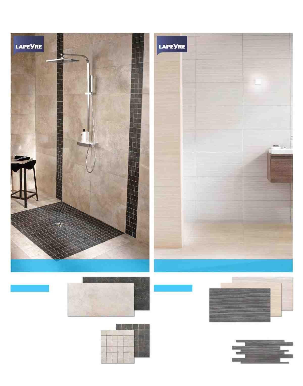 catalogue lapeyre carrelages salle-de-bains 2014 page 250 | salle de