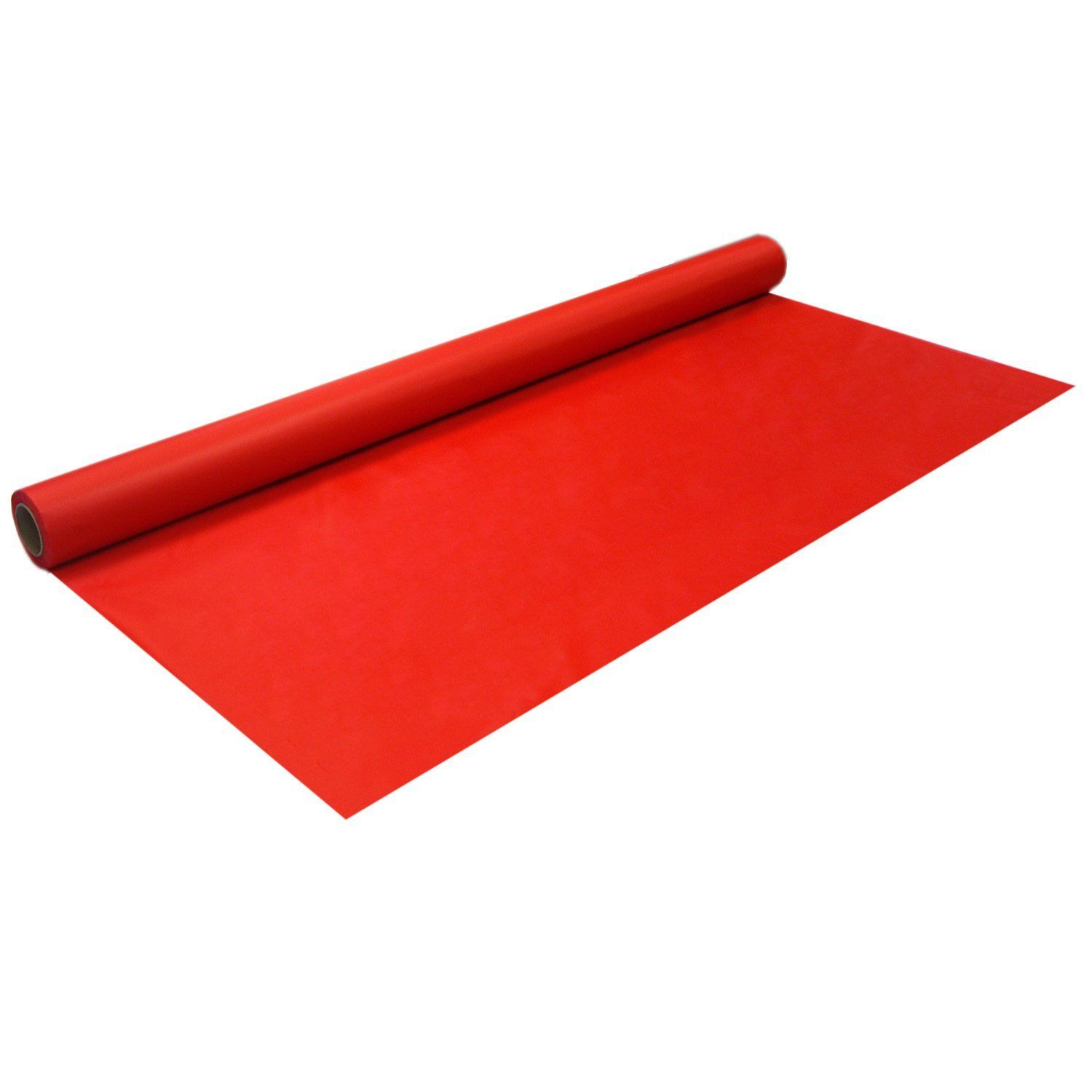 Black Lodge Cheap Red Walls Creative Converting Touch Of Color Banquet Roll Plastic Table Cover Banquet Tables Christmas Party Supplies Party Essential