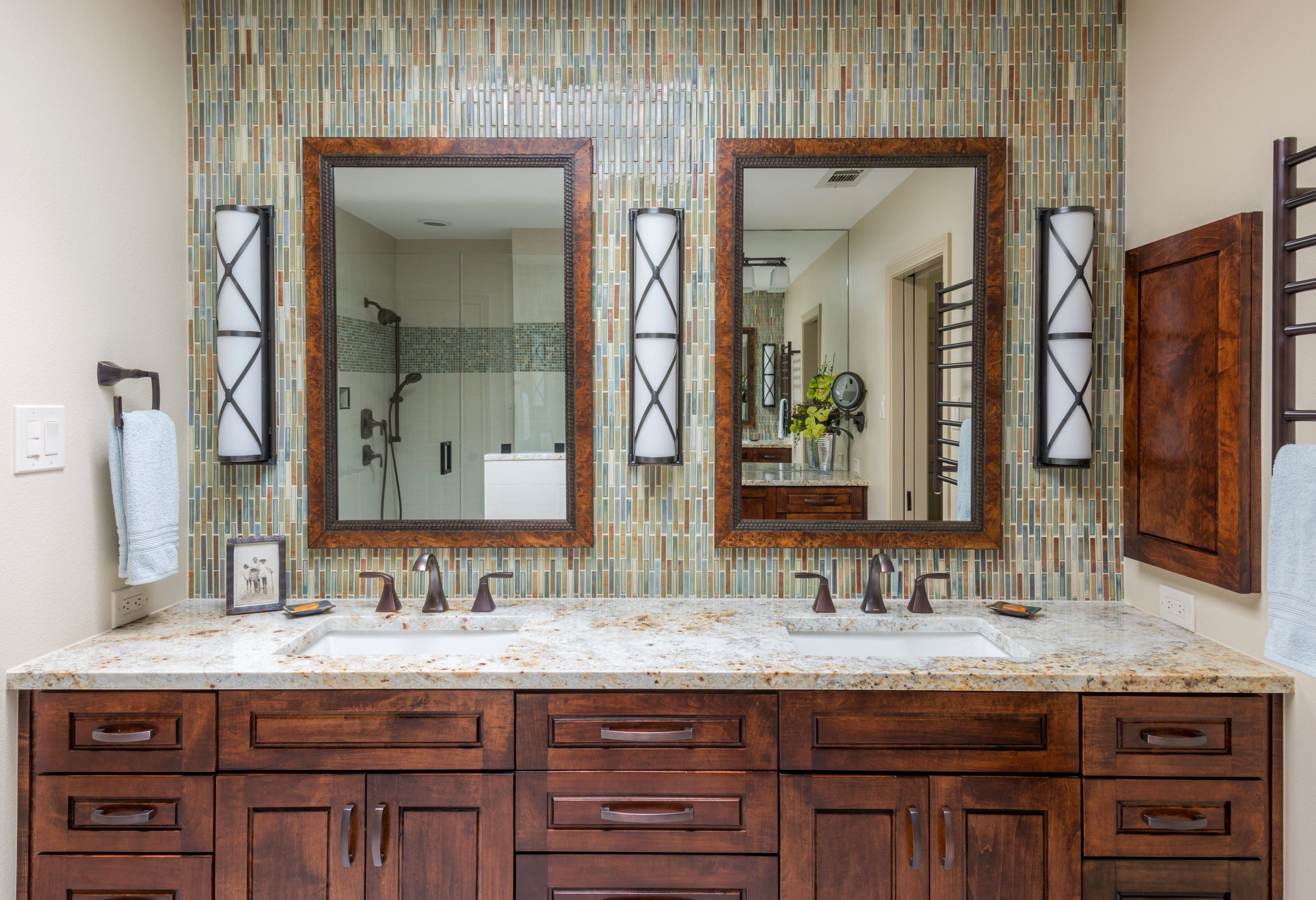 Nature Inspired Master Bathroom | Master bathroom ...