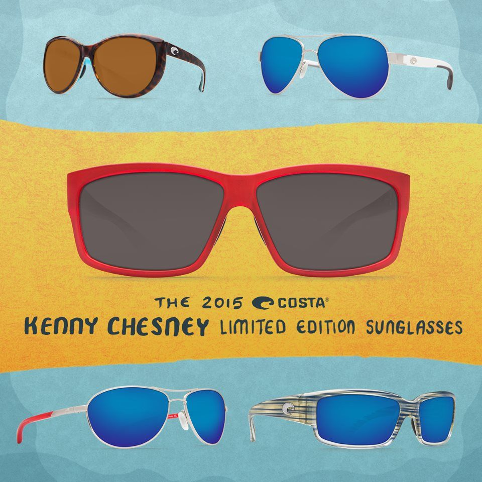 2e2640f269cbd The new limited edition Kenny Chesney line is just what you need to get  into a coastal frame of mind.