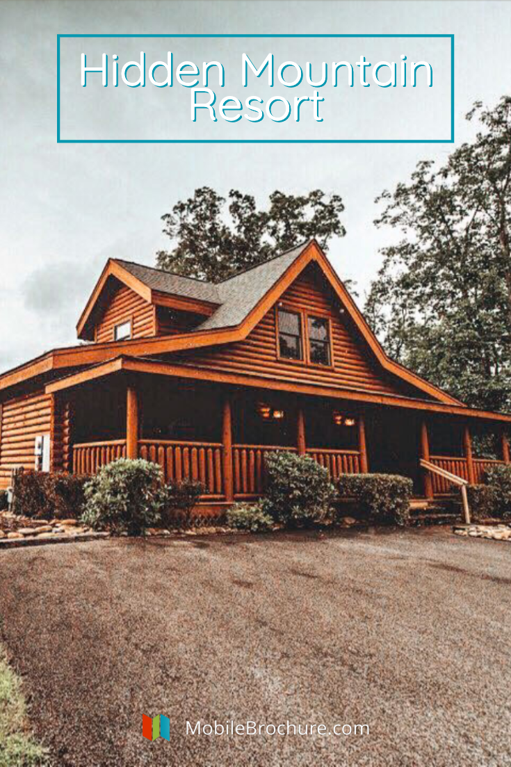 Hidden Mountain East Is A Gated Community That Offers A Variety Of Log Cabins Mountain Top Villas Featur Outdoor Rooms Smoky Mountains Cabins Mountain Cabin