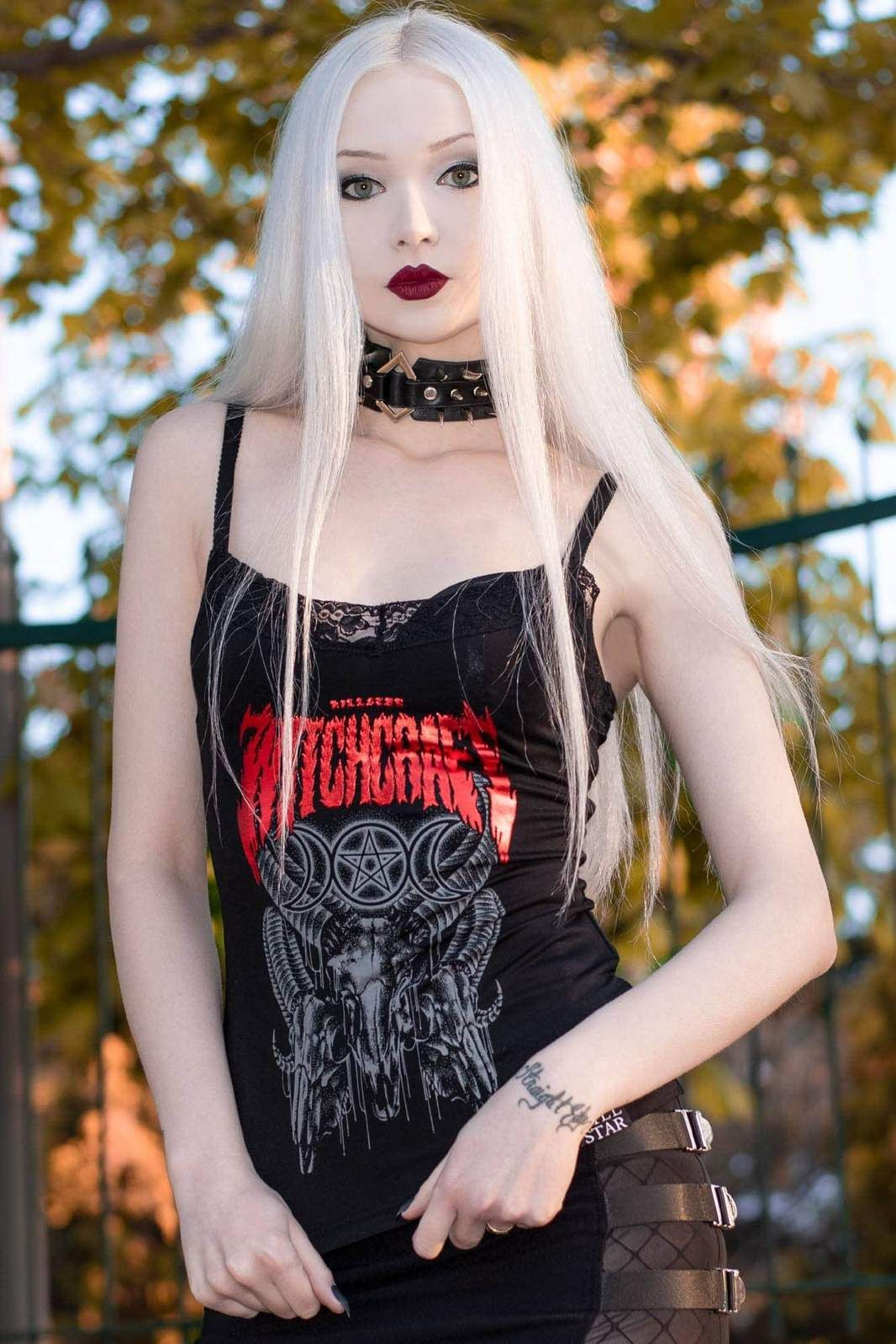 Girl hot gothic movies with