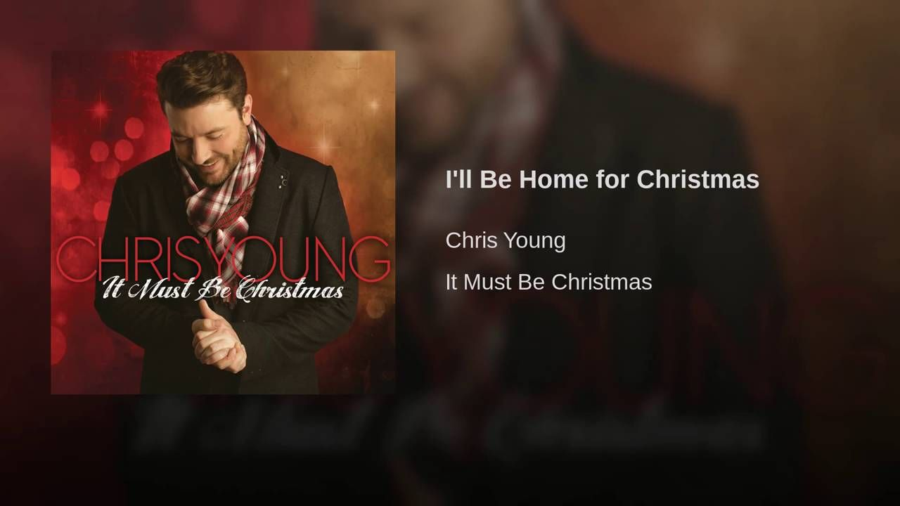 chris young ill be home for christmas