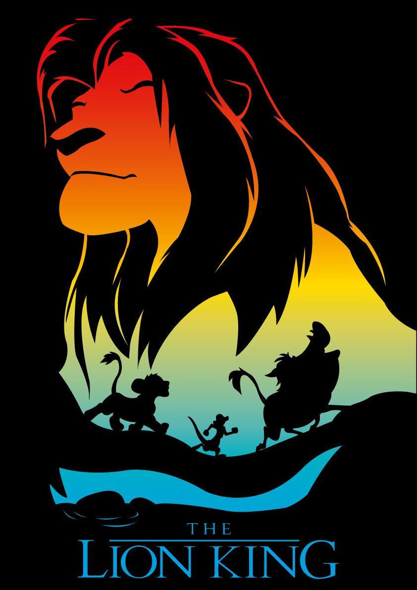 lion king stencils