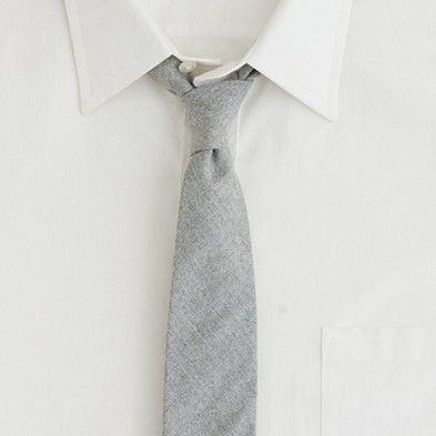 J.Crew Classic wool tie