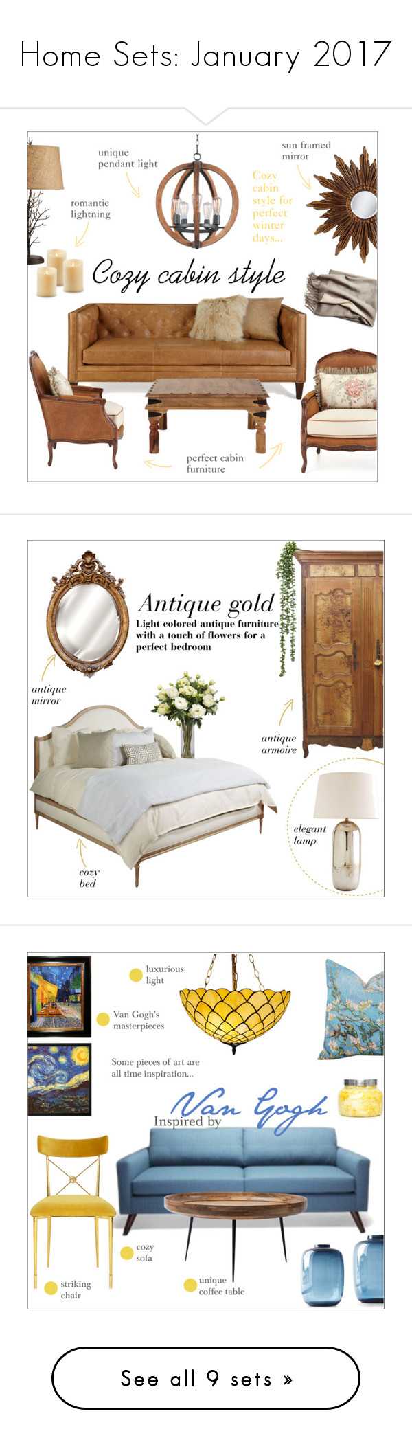 Home decor collage from january 2017 featuring currey company -  Home Sets January 2017 By Taniadeseptembre Liked On Polyvore Featuring Interior