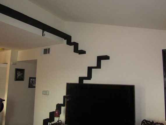 cat wall stairs runway and bed by thegallowry on etsy eyedeers pinterest walls house and. Black Bedroom Furniture Sets. Home Design Ideas