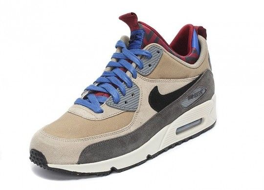 air max 90 sneakerboot bamboo