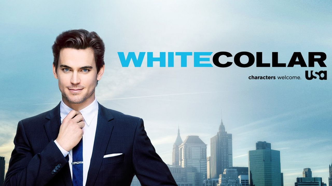 Image result for white collar poster