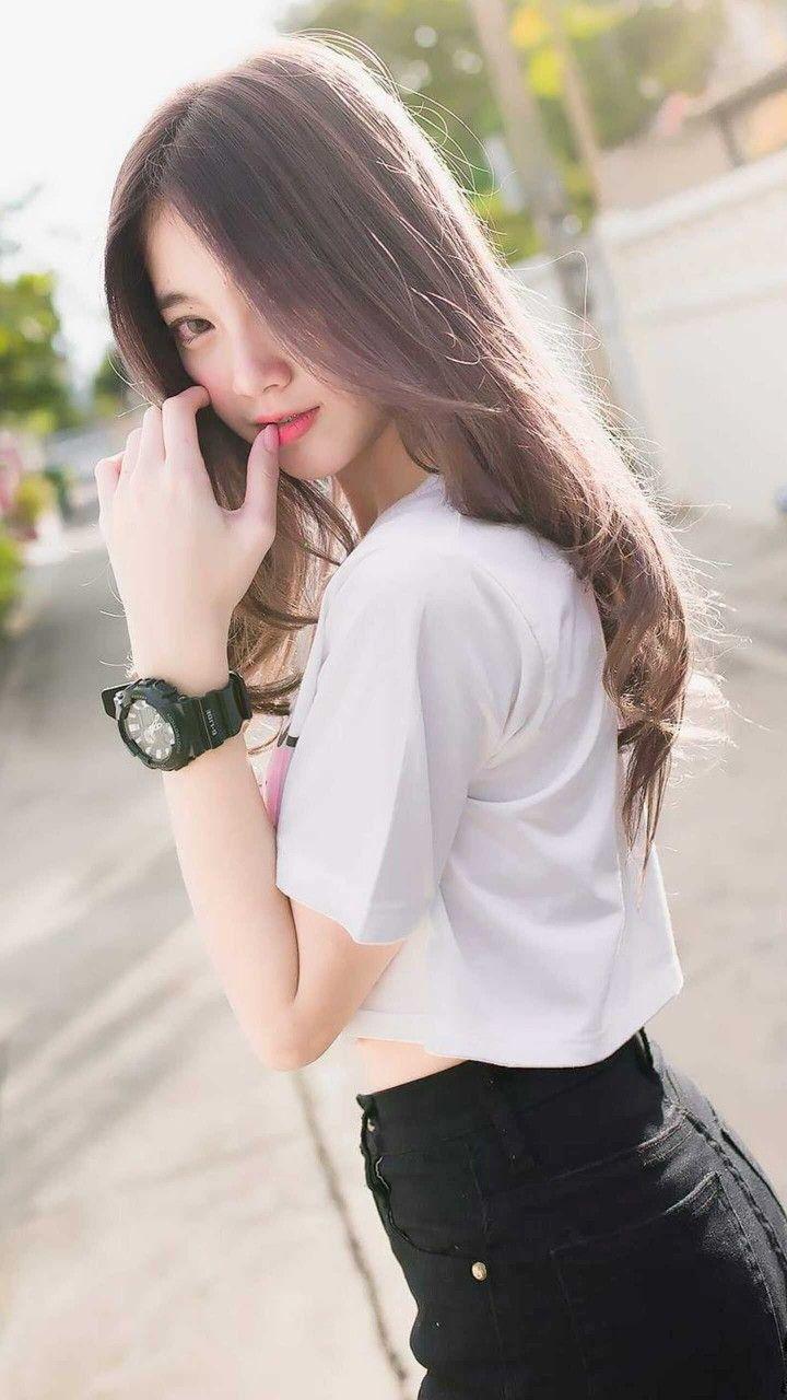 ^ Pimploy ^ Thai girl   Girl, Thai