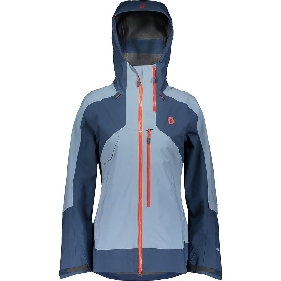 Scott Vertic Gtx 3l Hooded Jacket Women S [ 900 x 900 Pixel ]