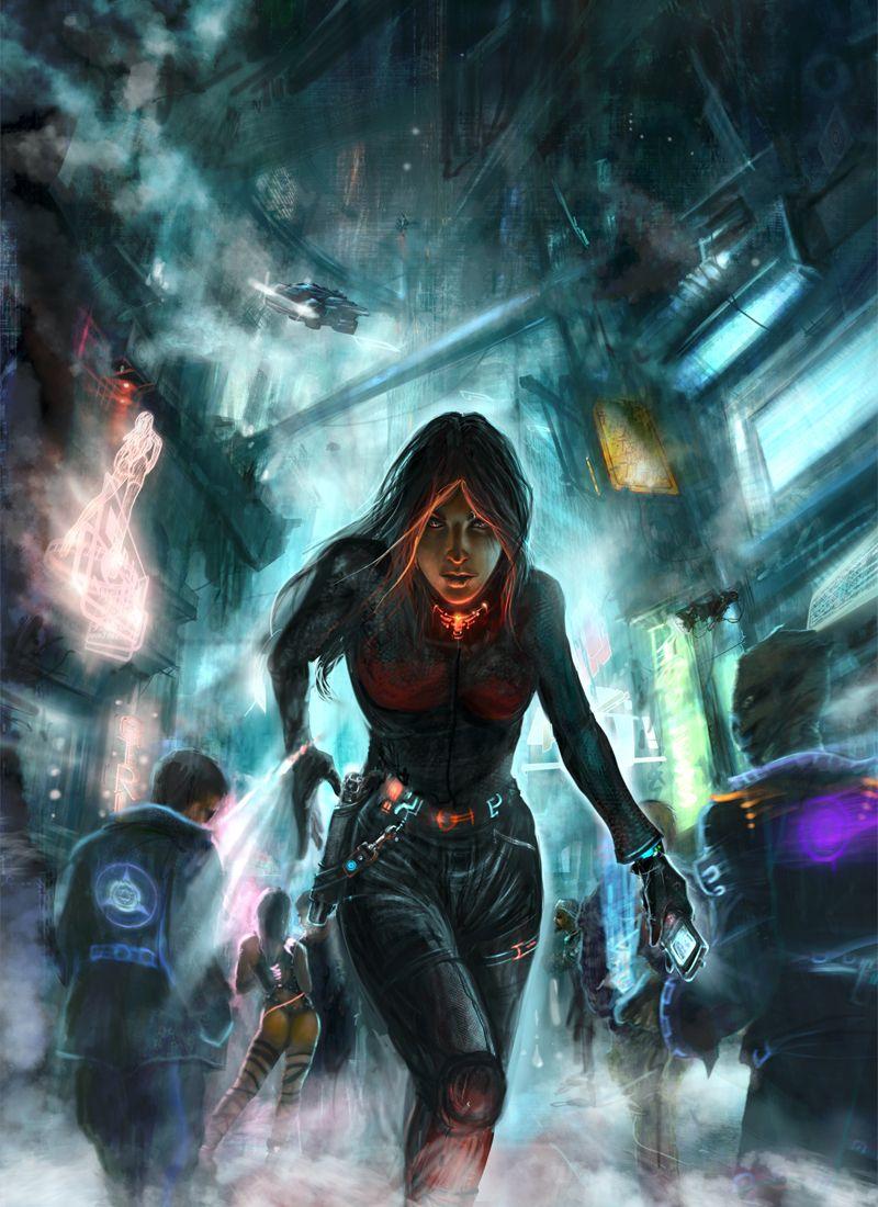 XtreM by Remton on deviantART Caractère cyberpunk