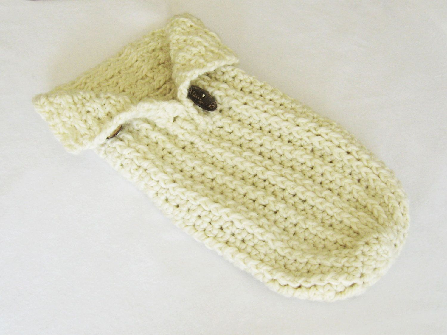 CROCHET PATTERN Comfy Cozy Baby Cocoon (size newborn to 3 months ...