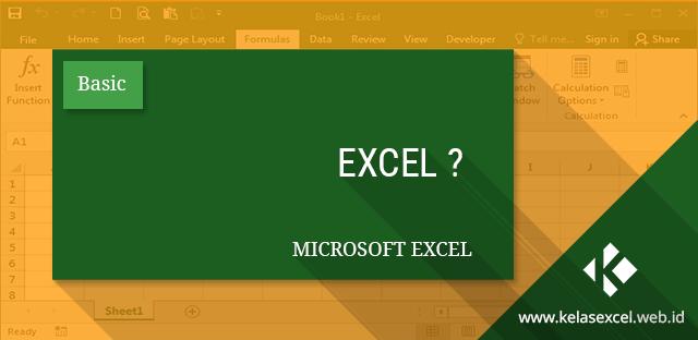 Pengertian Microsoft Excel Dan Sejarah Perkembangannya Pengenalan Excel 1 Microsoft Excel Microsoft Belajar