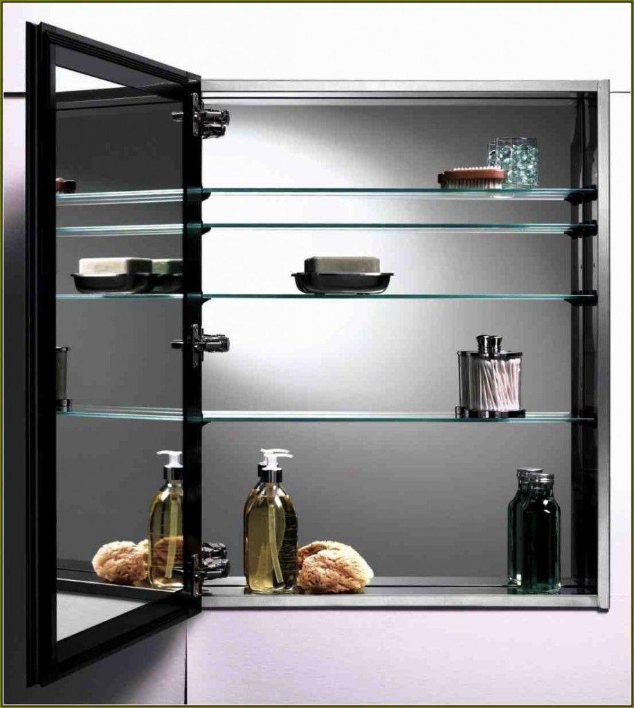 Medicine Cabinet Shelves Glass Replacement  LIH 14