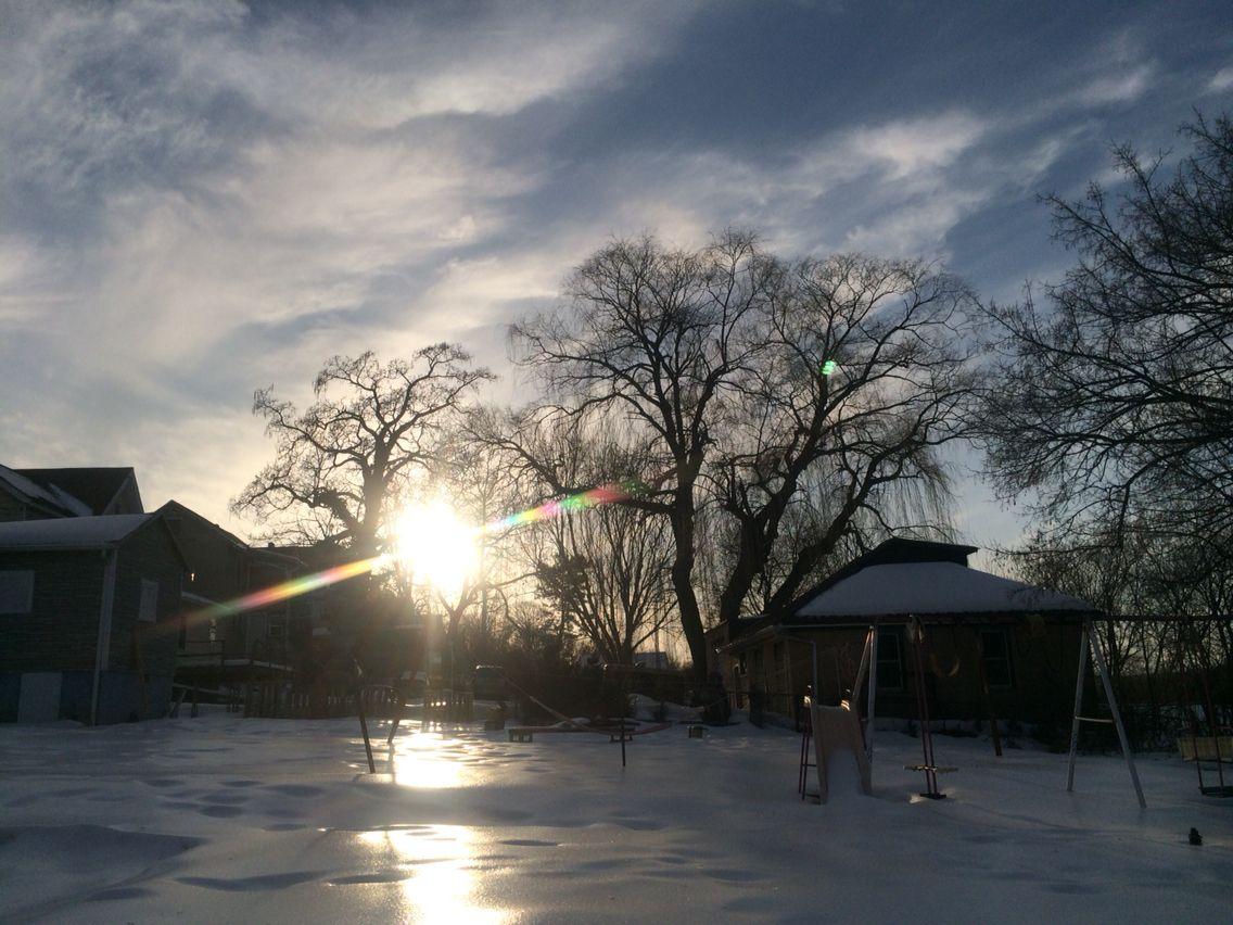 Beautiful ice!