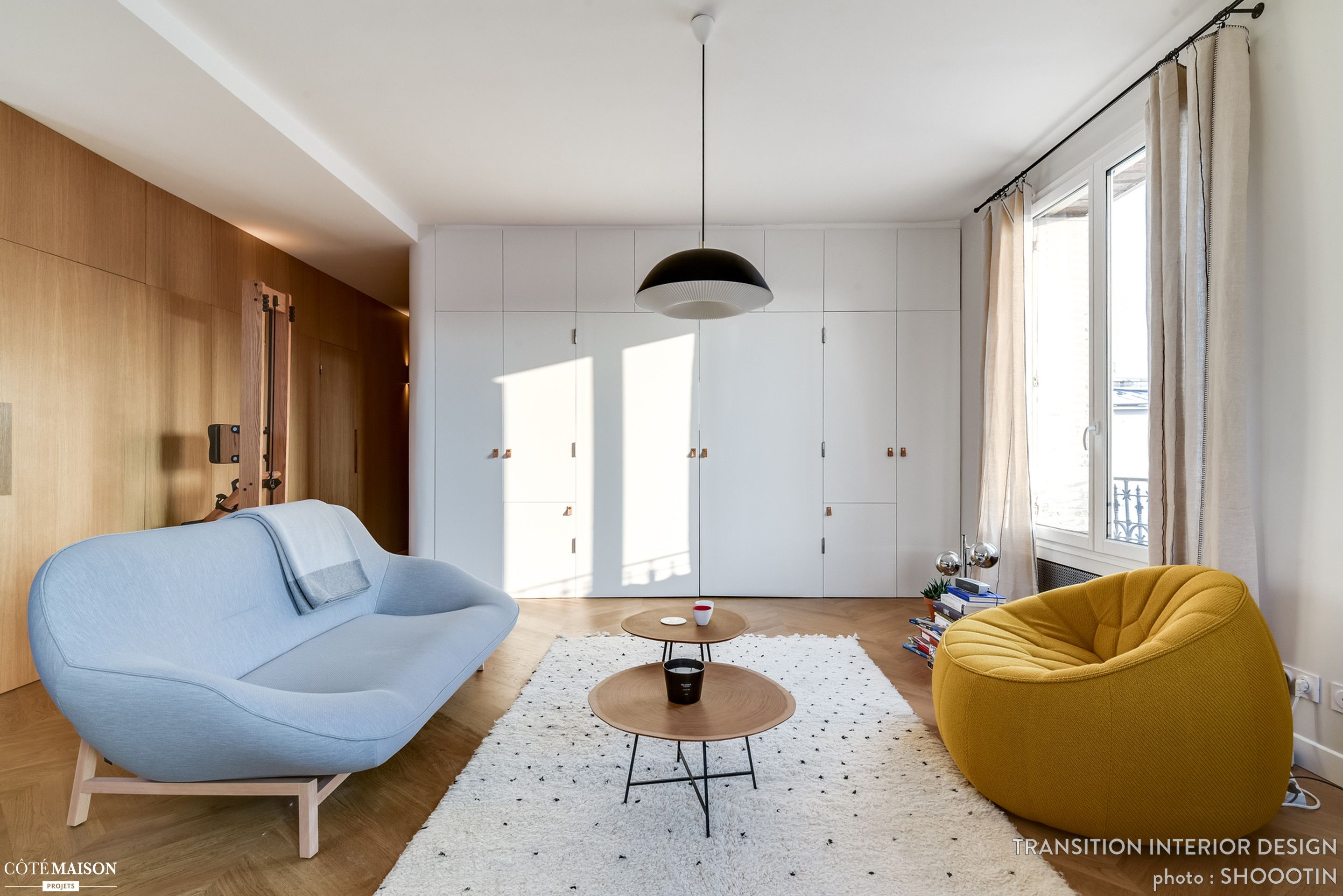 renovation appartement tours