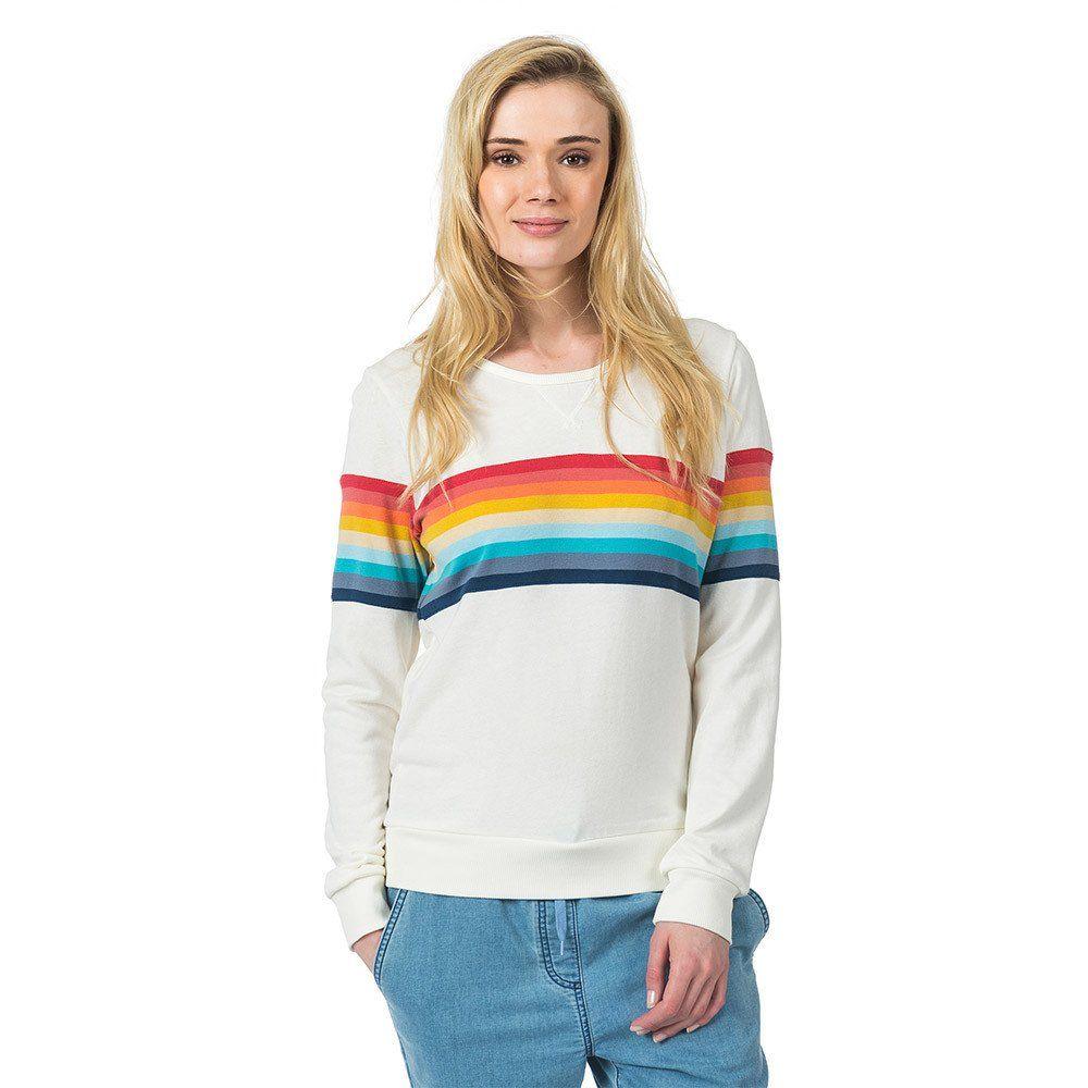35594a0131 Rip Curl - Paradise Fleece Jumper | closet | Rip curl, Curls, Jumper