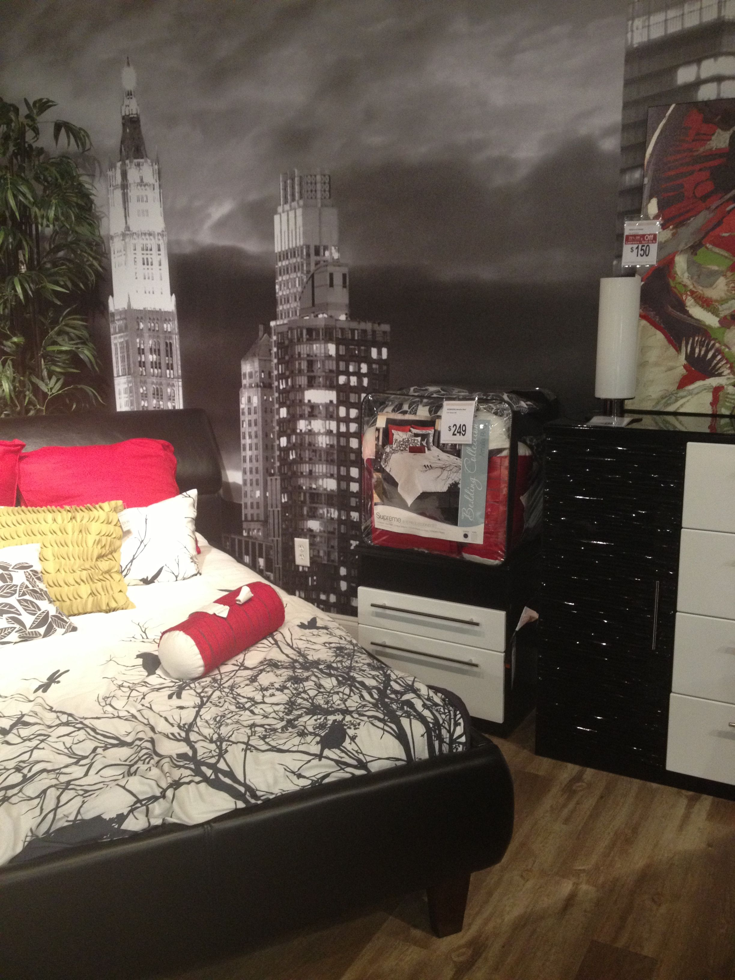 City Room City Theme Bedrooms Cool Rooms Guest Room Office