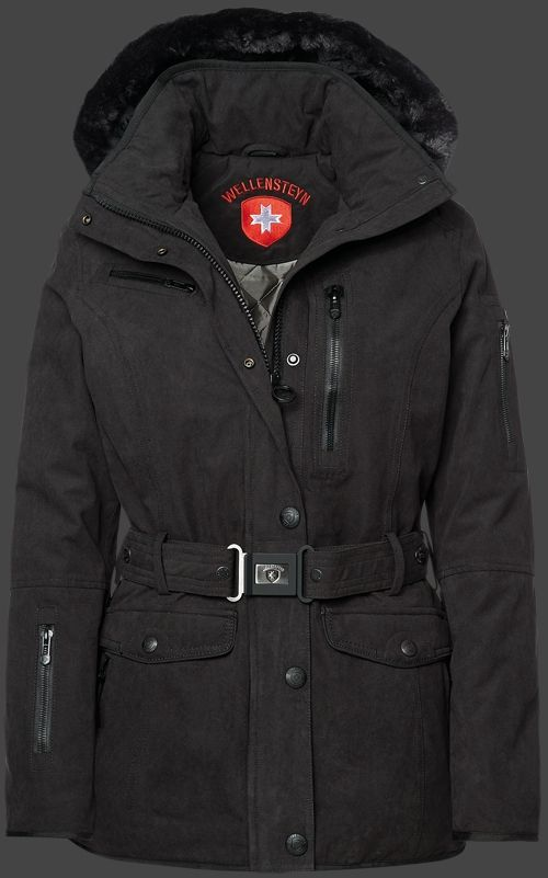 Wellensteyn Amethyst, HDDAirTec, Schwarz | Winter jackets
