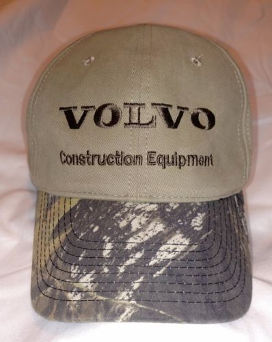 VOLVO-Construction-Equipment-Hat-Adjustable-Camo-Embroidered-Mens-Baseball- Cap 975485d9a1e1