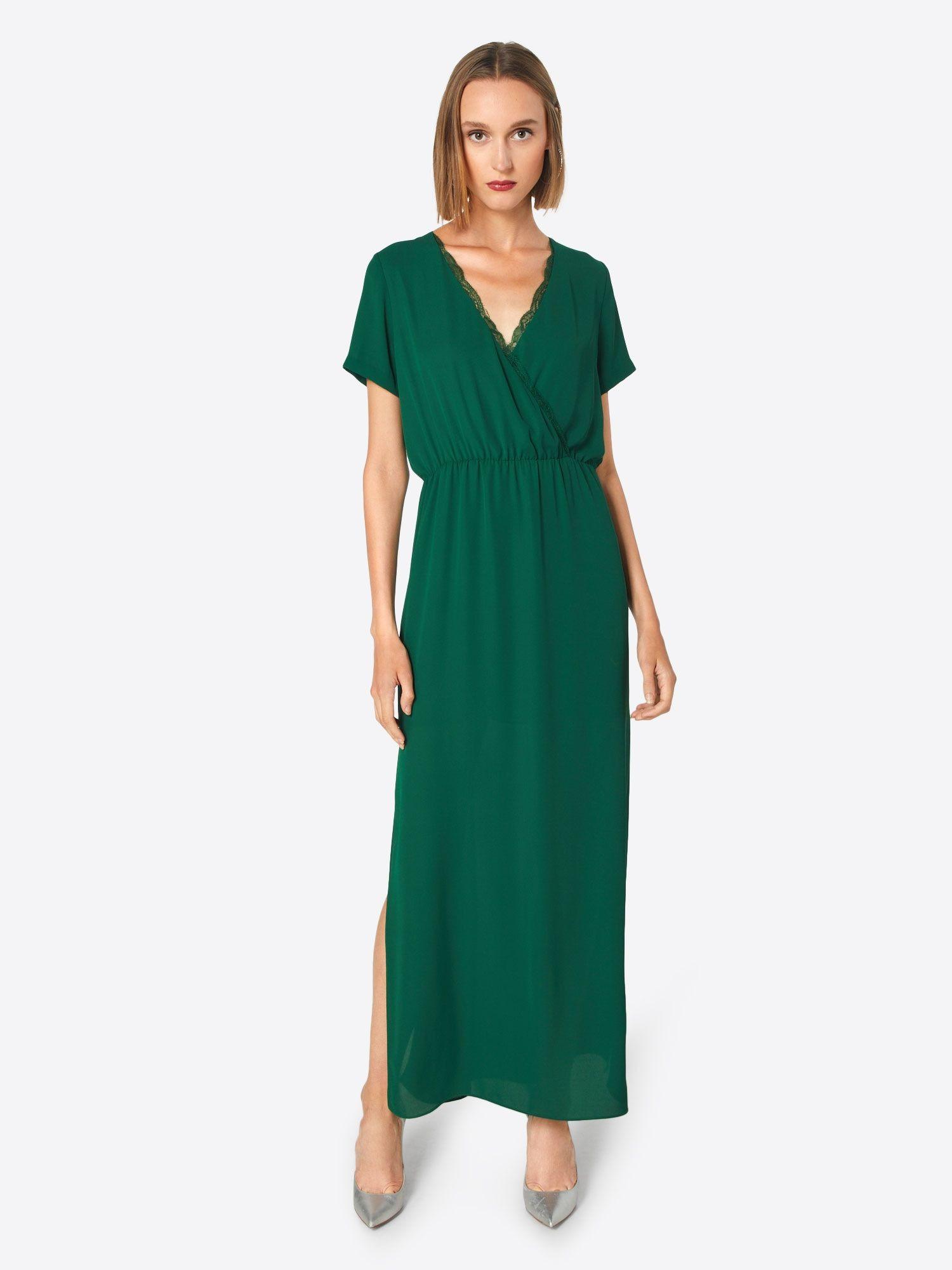 Samsoe Samsoe Kleid Damen, Grün, Größe 18  Kleider, Kleid mit