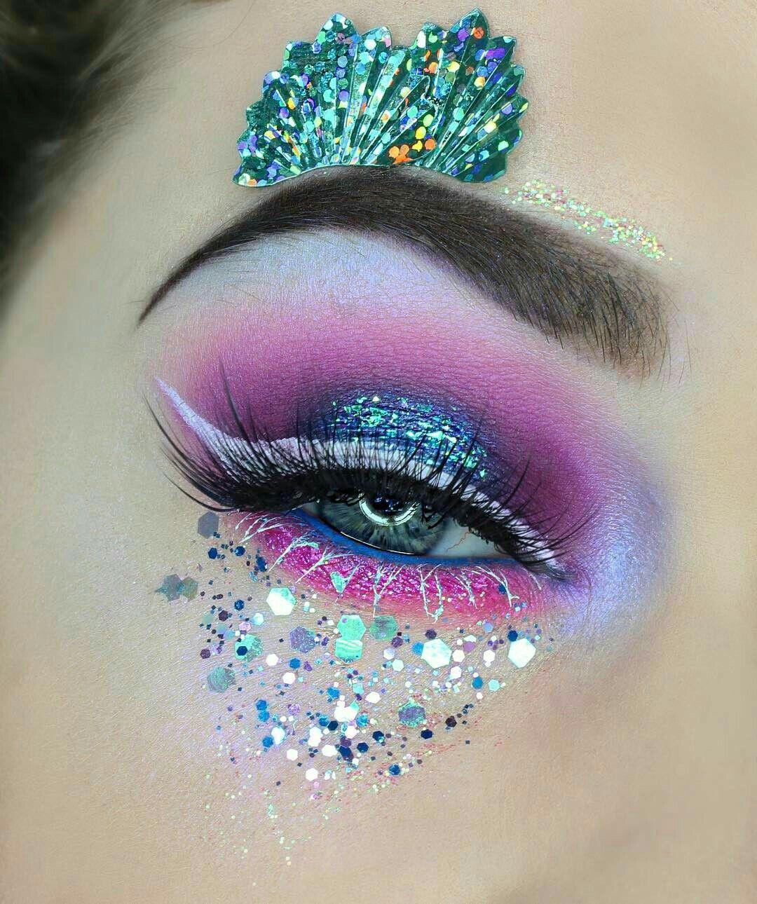 ριитєяєѕт IIIannaIII Loose glitter eyeshadow, Crazy eye