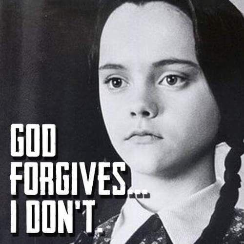 Wednesday Addams Meme Funny : Daughter addams family and god image wednesday