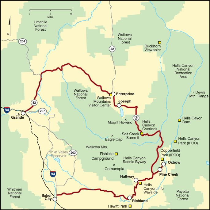 Ghost Towns In Oregon Map.The Wallowas Map Lake Hike A Lodge A Ghost Town Adventures In