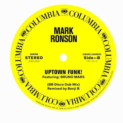 Mark Ronson - Uptown Funk Feat. Bruno Mars (BB Disco Dub Mix) #stimulateyoursoul #getstimulated
