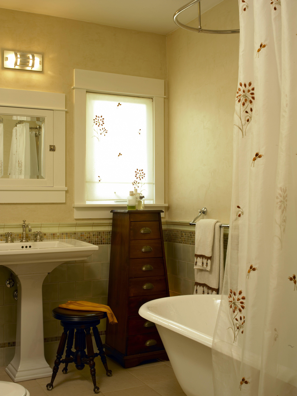 21 Stunning Craftsman Bathroom Design Ideas | Craftsman bathroom ...